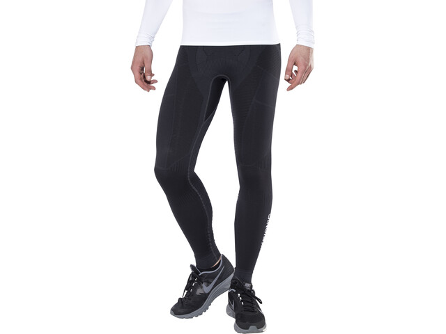 X-Bionic M's Trail Running Effektor Power Pants Long Charcoal/Black